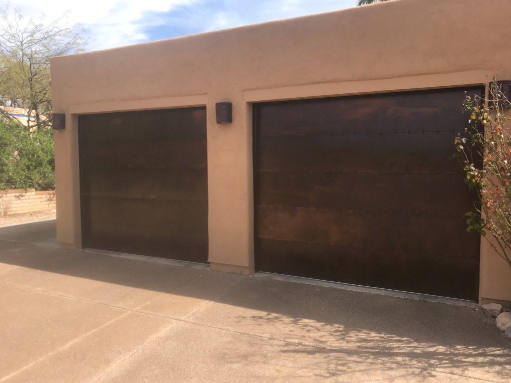 Garage Doors in Tucson