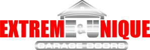 Extreme Unique Garage Doors logo