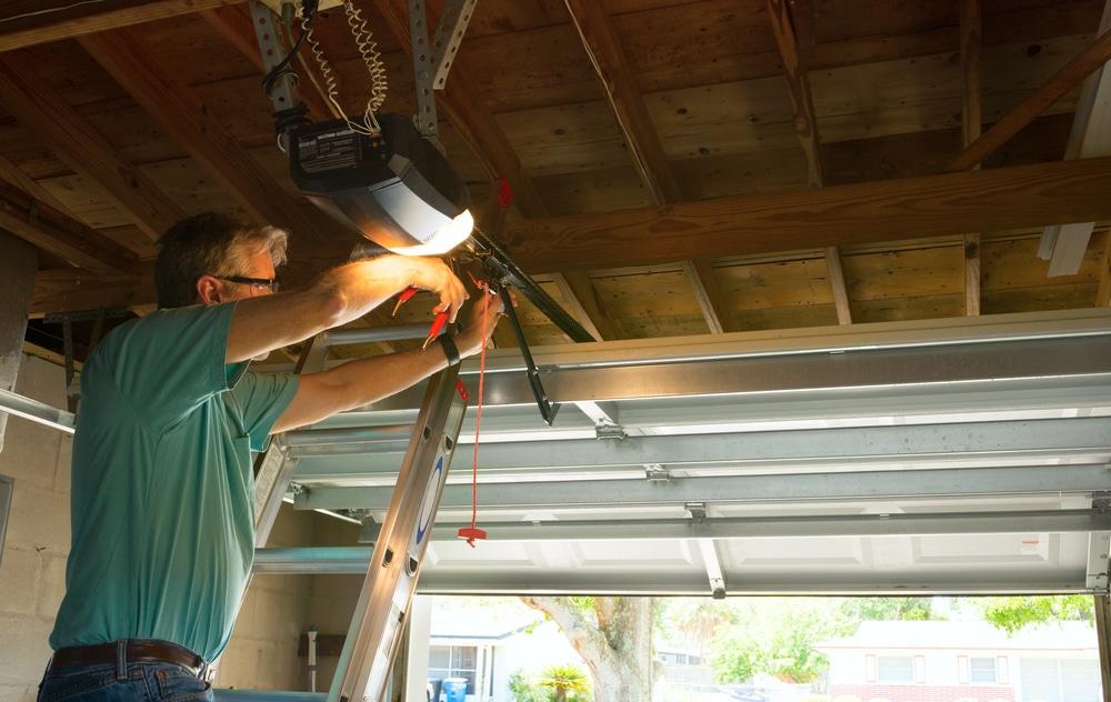 garage door opener repair1